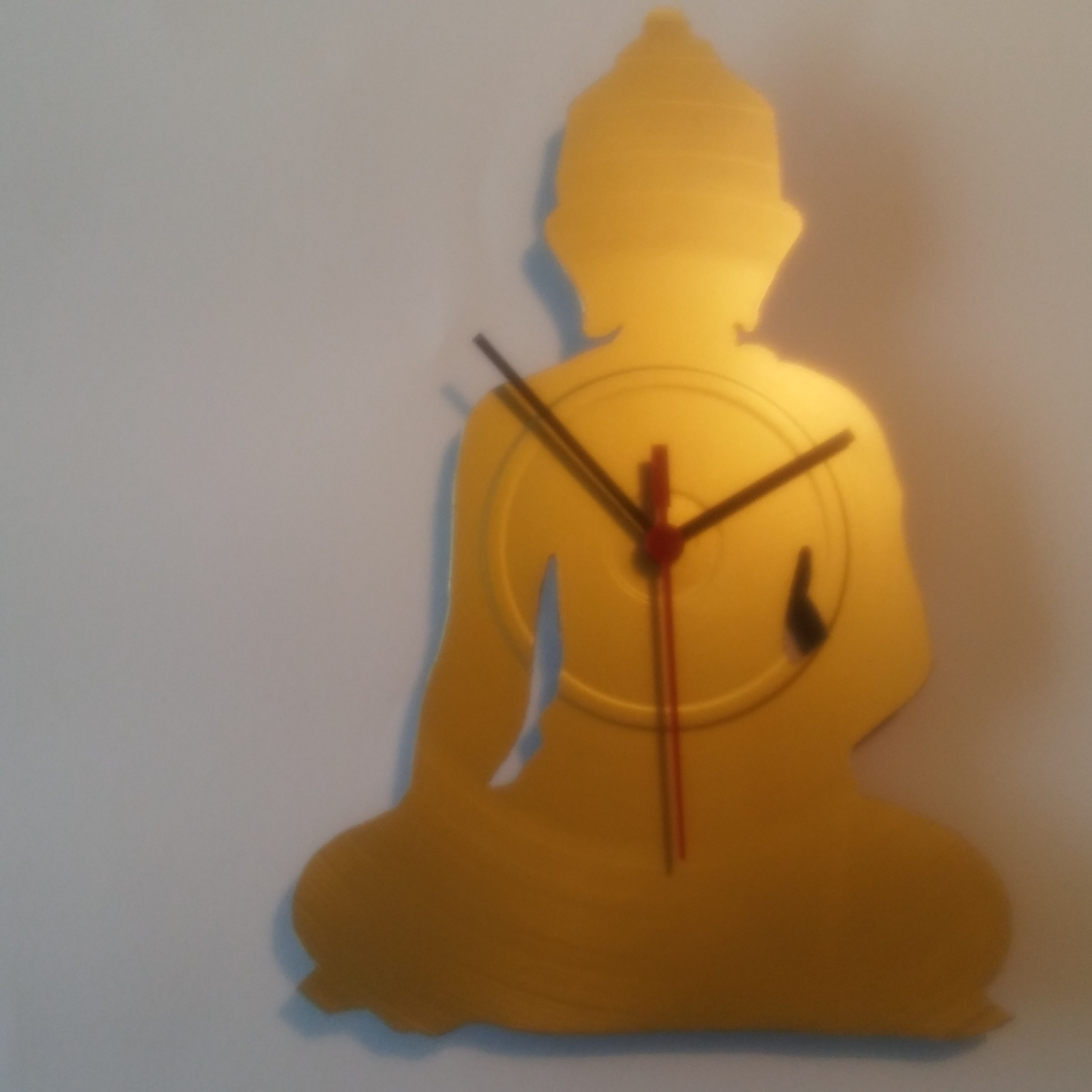 Bouddha in goud (10)