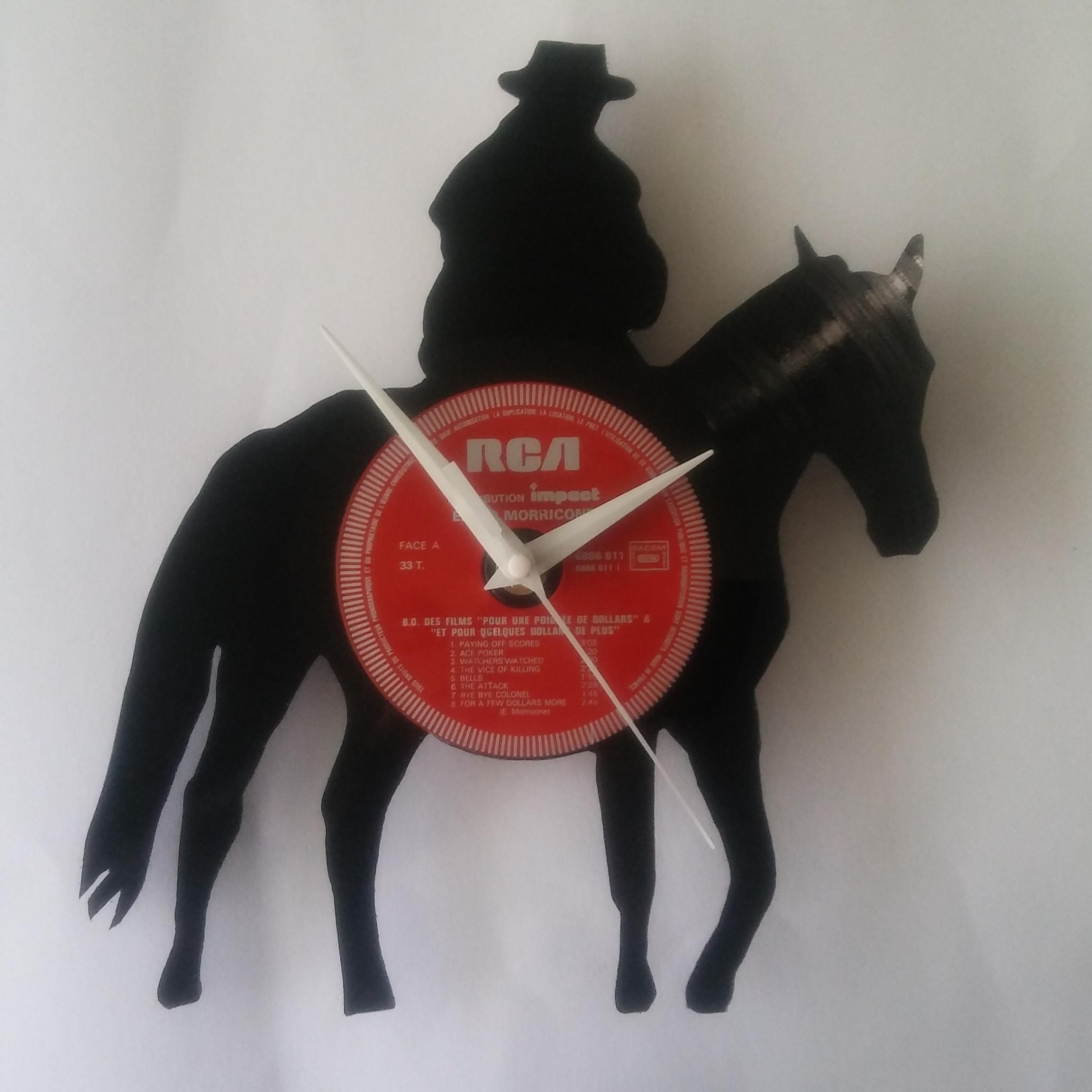Cowboy te paard (14)